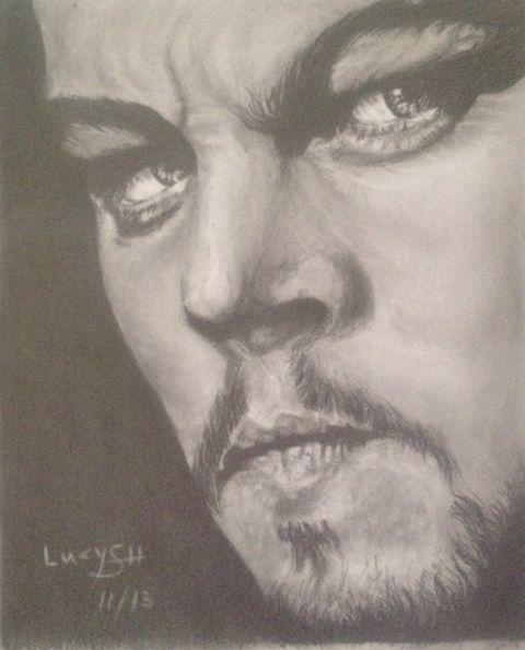 Leonardo DiCaprio by lucysh